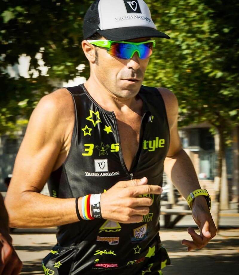 jose almagro triatleta