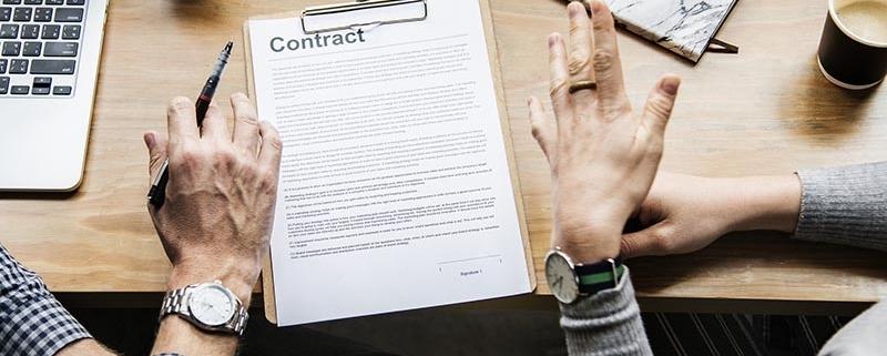 Demanda por incumplimiento de contrato de prestación de servicios