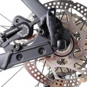 reclamar frenos disco bicicleta