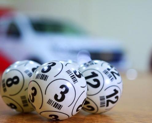 Matrimonio y premios de lotería