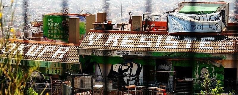 Ocupar viviendias ilegalmente