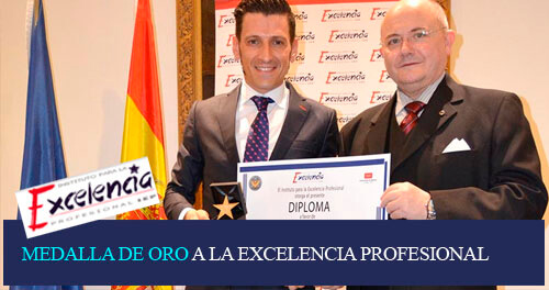Abogado en Madrid con merito de excelencia