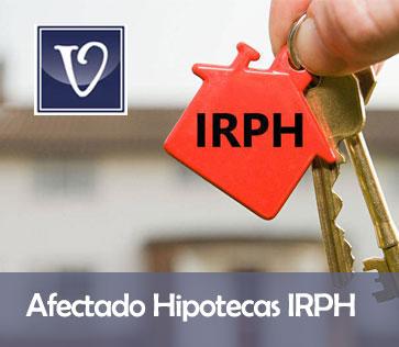 afectado hipoteca IRPH
