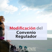 modificacion del convenio regulador