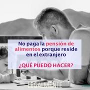 abogado pension hijos