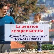 La pension compensatoria